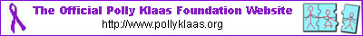 Polly Klaas Website
